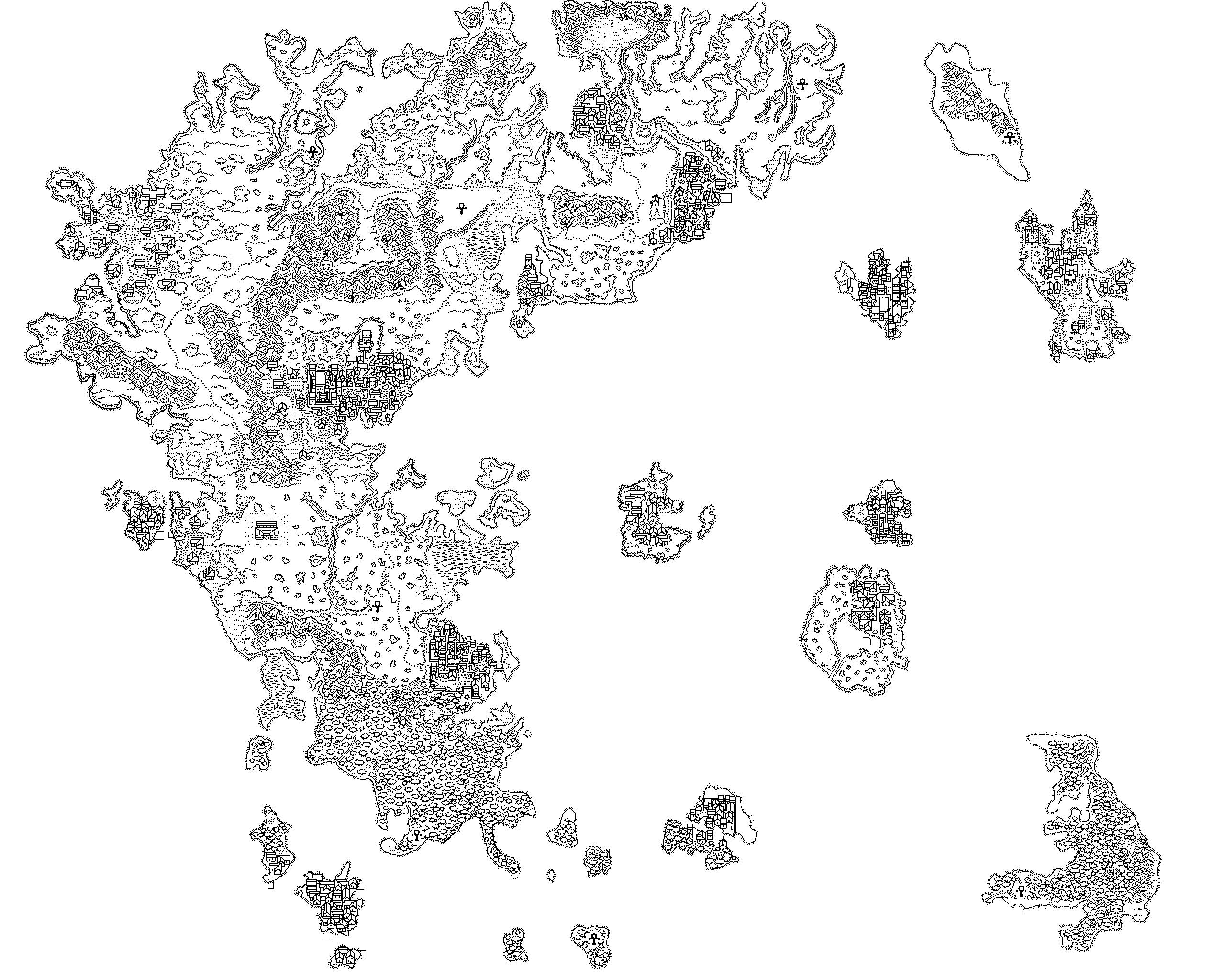 Ultima Online Italia - Multi Map